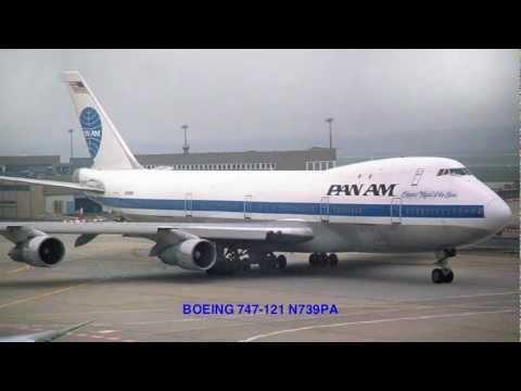 Pan Am flight 103-Boeing 747