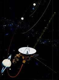 Voyager 1-gravity assist