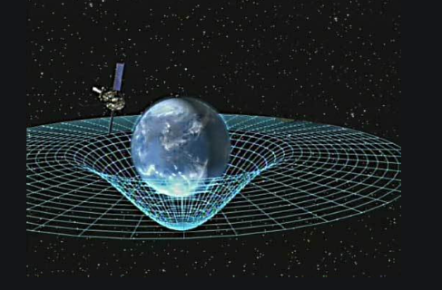 Space-time curvature